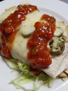 Chilli Beef Burrito